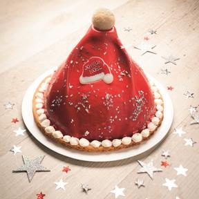 Bonnet de Noël 2018, Pâtisseries La Romainville