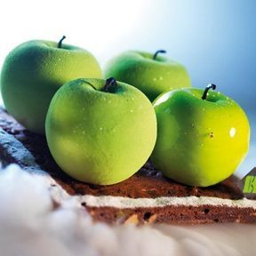 Bûche Apple - de la maison Bouillet