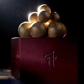 Le gâteau de Noël : Ombre et Lumière de Pierre Hermé