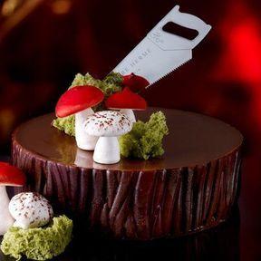 Le gâteau Noël à la campagne de Pierre Hermé