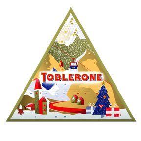 Calendrier de l'Avent, Toblerone
