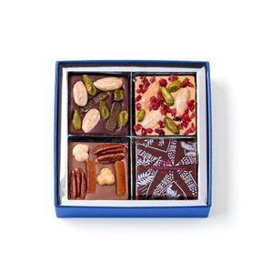 Bouchées Mendiant 2017, La Maison du Chocolat