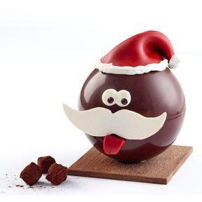 Boule Bonbonnière et Truffes 2017, L'Atelier du Chocolat