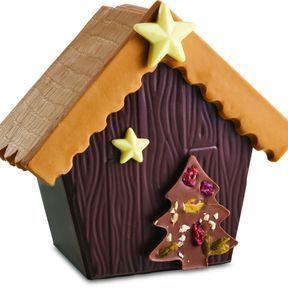 Chalet de Noël strasbourgeois 2017, Réauté Chocolat