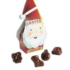 Sapin de Noël féerique en chocolat de Réauté