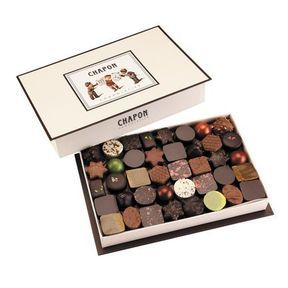 Coffret 80 chocolats 2014