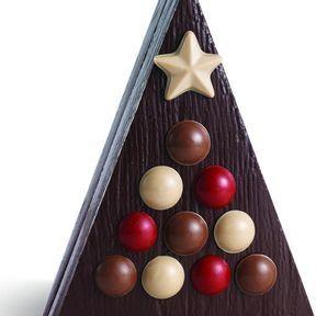 Le Sapin des neiges 2015, Réauté Chocolat
