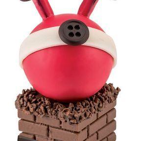 Père Noël au chocolat 2015, Lenôtre