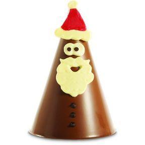 Père-Noël Merveilleux 2016, Réauté Chocolat