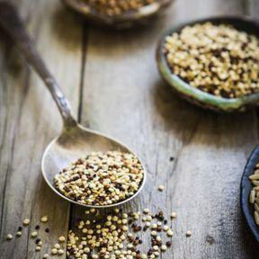 Boisson au quinoa : riche en protéines