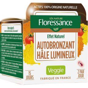 Autobronzant Hâle Lumineux, Floressance
