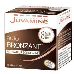Bronzage Sublime Autobronzant, Juvamine