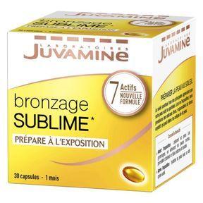 Bronzage Sublime, Juvamine