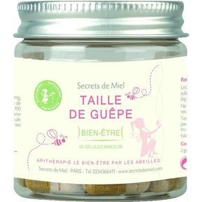 Gélules Taille de Guêpe, Secrets de miel