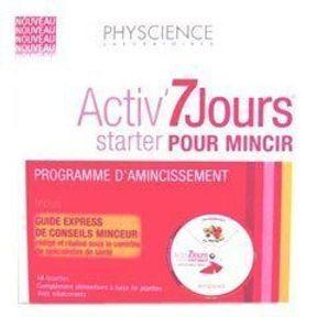 PHYSCIENCE: Activ 7 jours Starter (2013)