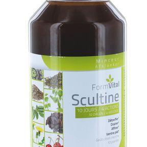 Scultine, 10 jours/actions, Form'Vital- Nouveauté 2019