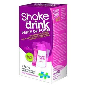 Shake & Drink, Evolupharm (2017)