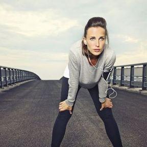 Le sport alcalinise l'organisme