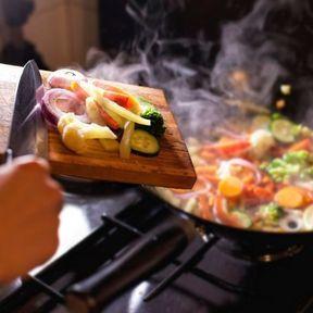 Cuisine au wok : bien préparer les ingrédients