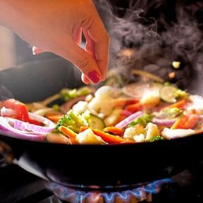 La cuisine au wok en pratique