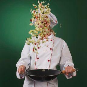 Un wok, qu'est-ce que c'est?