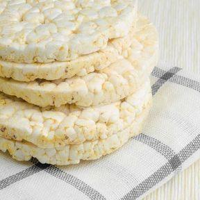 Les galettes de riz