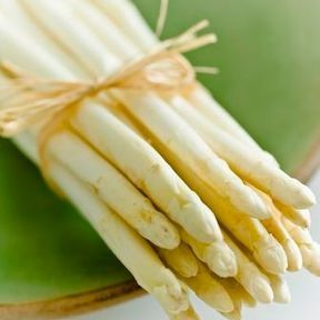 L'asperge blanche