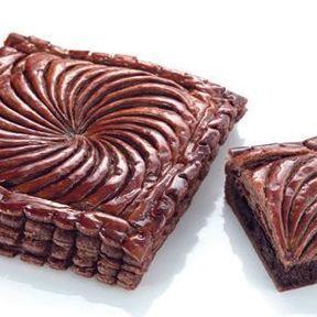 La galette au chocolat de Sadaharu Aoki Paris
