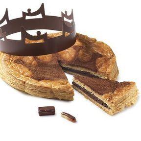 Galette des rois au chocolat Nazca 2016, La Maison du Chocolat