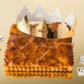 Galette des Rois façon petit-beurre d'Eric Kayser