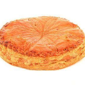 La galette Orange Passion chez Ladurée