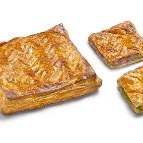 Galette pistache ou framboise 2015, Monoprix Gourmet