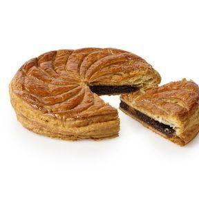 La galette poire chocolat 2018 de Paul