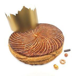 La galette des rois classique 2019, La Pâtisserie des Rêves