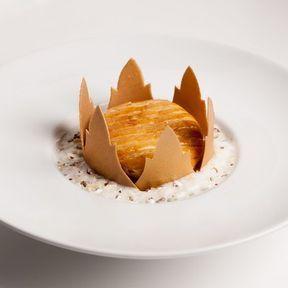 La mini galette des rois du Buddha-Bar Hotel Paris
