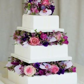 Gâteau De Mariage 30 Créations Originales Repérées Sur