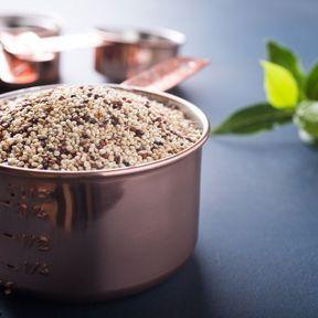 Les graines de quinoa