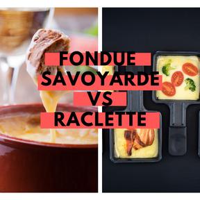 Calories : Fondue savoyarde vs raclette