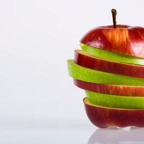 La satiétogène pomme