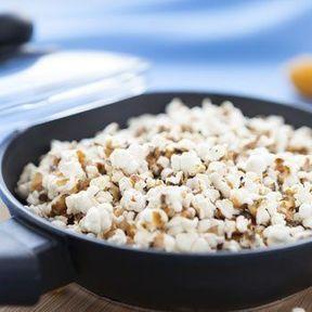Le maïs (Pop-corn)