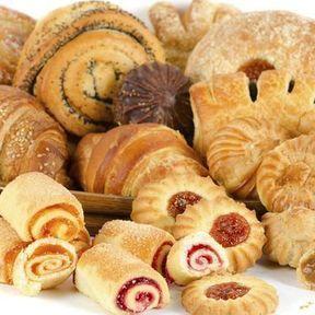 Les pâtisseries et viennoiseries