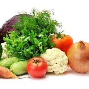 Les légumes, pour leur potassium