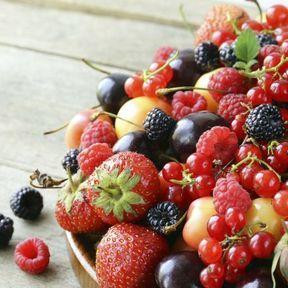Les petits fruits rouges