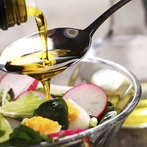 Les huiles de noix ou de colza