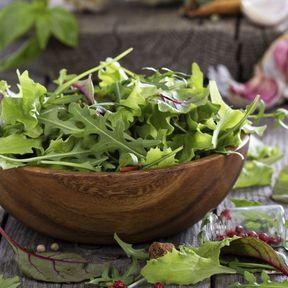 Les petites salades