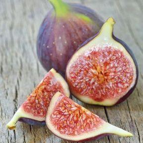 Les figues fraîches