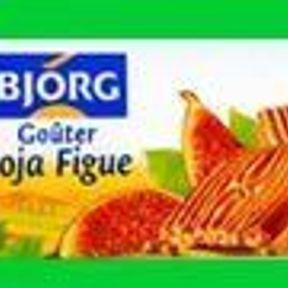Goûter Soja Figue Bio - Bjorg