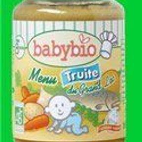 Menu Petit Pot Bio - Babybio