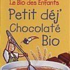 Petit dèj' chocolaté Bio - Entouka
