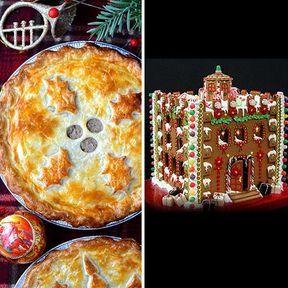 Repas de Noël au Québec